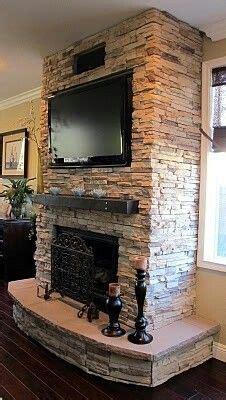 amazing tutorial  painting  dark stone fireplace