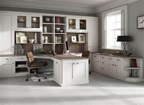 Home And Office Furniture by 15 Best Collection Of Fitted Study Furniture