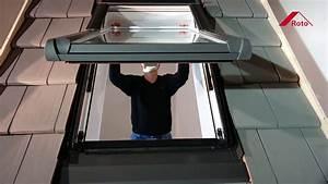 Roto Dachfenster Klemmt : roto hoch schwingfenster wdf r7 anleitung putzen youtube ~ A.2002-acura-tl-radio.info Haus und Dekorationen