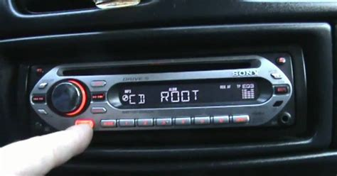Sony Xplod Deck Buttons Not Working by How To Reset Sony Xplod Car Stereo Back To Factory