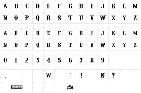 Ifc Railroad Font