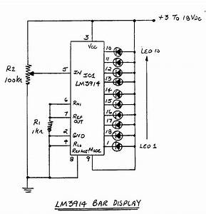 With lm3914 datasheet