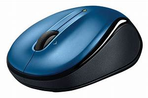Logitech Wireless Mouse M325 With Designed