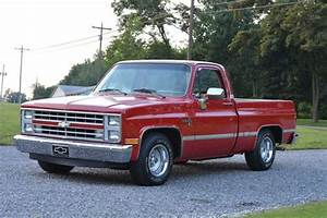 Buy Used 1986 Chevrolet Silverado C
