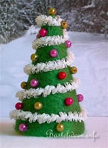 Schneemann Basteln Styropor : nadelfilzen auf styropor schlichter weihnachtsbaum ~ Lizthompson.info Haus und Dekorationen