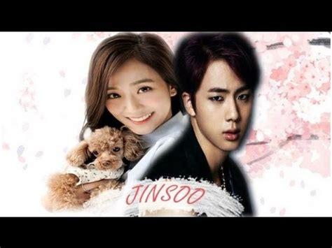 Bts Jin Has A Girlfriend (with Jisoo Of Blackpink) 방탄소년단