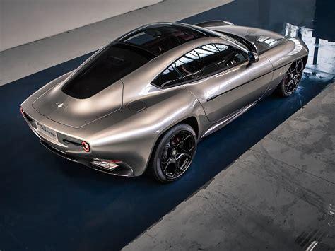 Alfa Romeo Disco Volante Interior Touring S Breathtaking Alfa Disco Volante Wears Green And