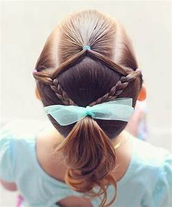 Coiffure Facile Pour Petite Fille : coiffure pour petite fille pour tous les jours en plus de 40 id es inspirantes ~ Nature-et-papiers.com Idées de Décoration