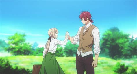 casual blouse review violet evergarden episode 1 anime feminist