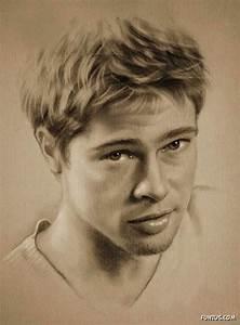 Funzug.com | Pencil Art Of The Famous People