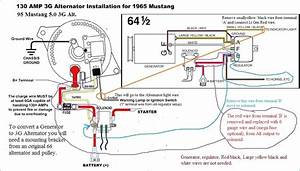 1989 6 5 Amp Ford Alternator Wiring Diagram