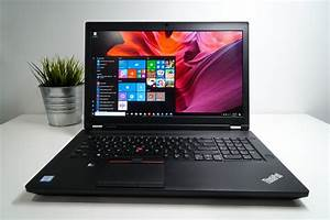 Lenovo Thinkpad P71 Review  A Massive Laptop With Specs To Match