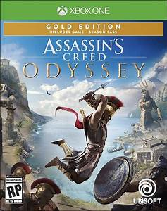 Assassin's Creed Odyssey preorders go live at Amazon ...