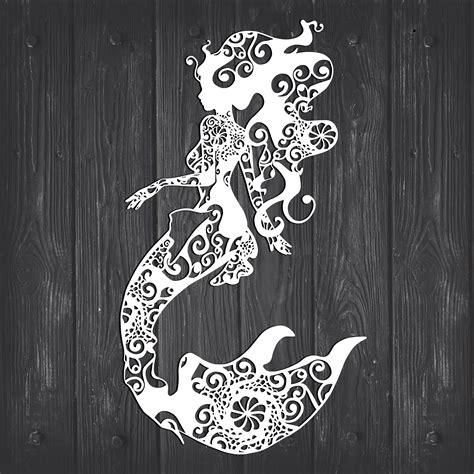 Download 14,447 seaweed free vectors. Mermaid Svg, Mandala Svg, Mermaid Mandala Svg, Svg Mermaid
