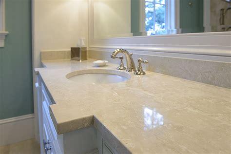 master bath vanity botticino fiorito marble countertops