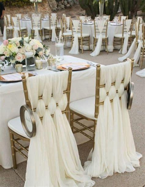 grossiste decoration mariage pour professionnel on vous pr 233 sente la housse de chaise mariage en 53 photos