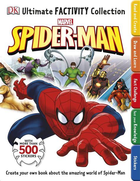 Marvel Spider-Man Ultimate Factivity Collection   DK UK