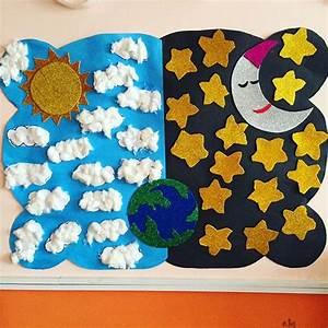 Free Day And Night Worksheets For Kindergarten - preschool ...