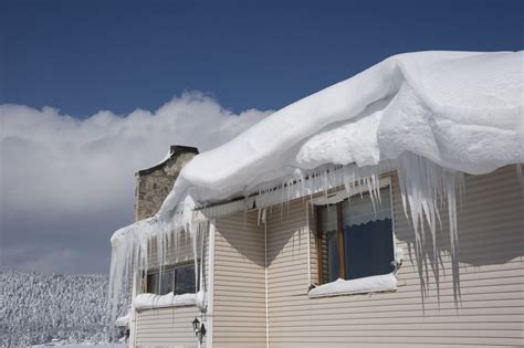 ice dams icicles  roof leaks mold matters rtk