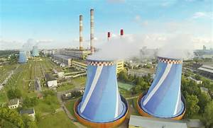 Nuclear Power Plant Russia
