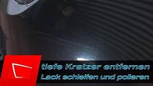Auto Kratzer Polieren : tiefe kratzer entfernen lack kneten lack schleifen auto polieren anleitung schleifbl ten ~ Orissabook.com Haus und Dekorationen