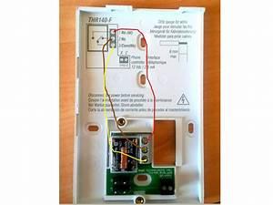 Comment Changer Une Chaudiere A Gaz : branchement d 39 un thermostat honeywell sur une chaudi re ~ Premium-room.com Idées de Décoration