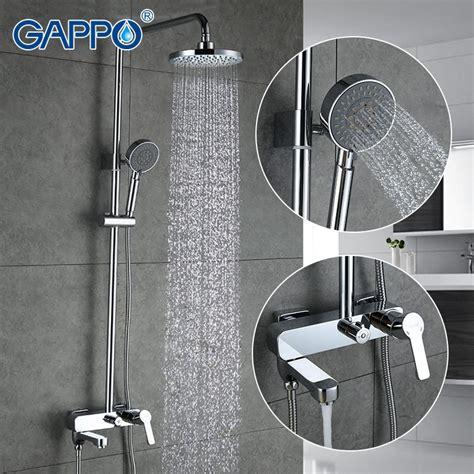 Bathroom Shower Fixture Sets by Gappo 1set Bathroom Fixture Sets Faucets Set Bath Shower
