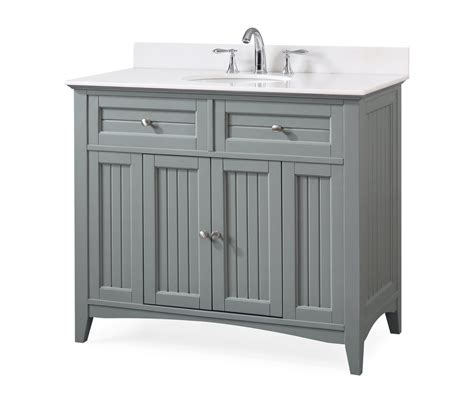 Thomasville Bathroom Cabinets And Vanities by 42 Quot Benton Collection Thomasville Cottage Style Gray