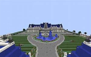 Biggest House In The World Minecraft - Home Design Ideas