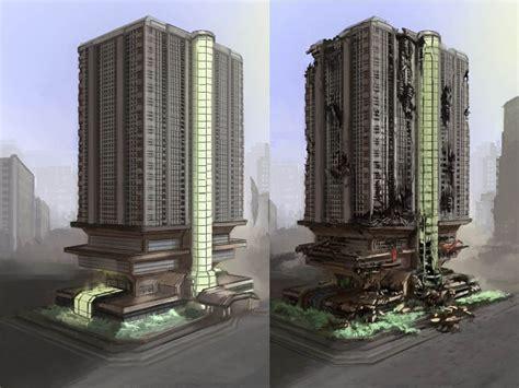 skyscraper concept image ovelia  wake mod db