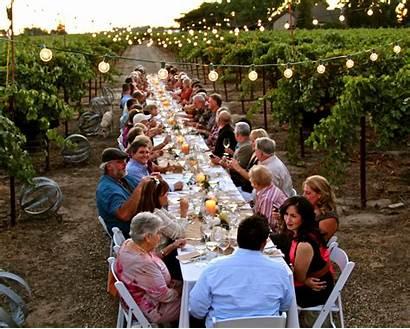 Lodi Tasting Vineyard California Dinner Wines Lifestyle