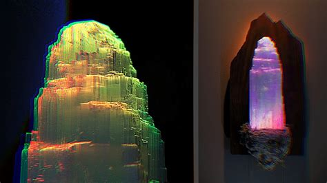 How to make a color changing crystal light (amazing DIY