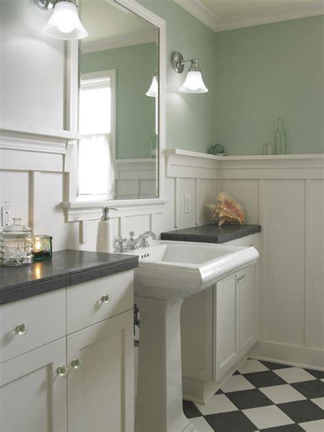wainscoting  ceramic tile design ideas pictures