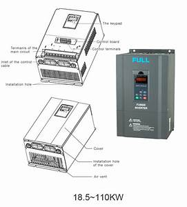 Single Phase To Three Phase 10kw Frequency Inverter  View 10kw Frequency Inverter  Full Product