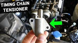 How To Replace Timing Chain Tensioner On Kia Forte K3 Soul