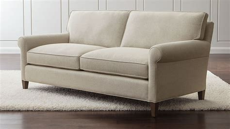 Crate And Barrel Apartment Sofa by Montclair Apartment Sofa Duet Crate And Barrel