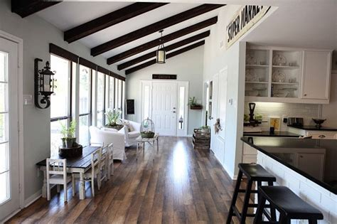 Joanna Gaines House Tour on Design Mom   She Was