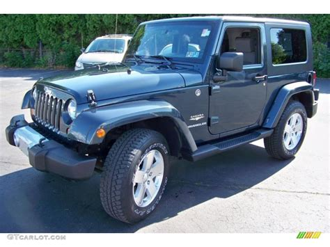 jeep metallic 2008 steel blue metallic jeep wrangler sahara 4x4