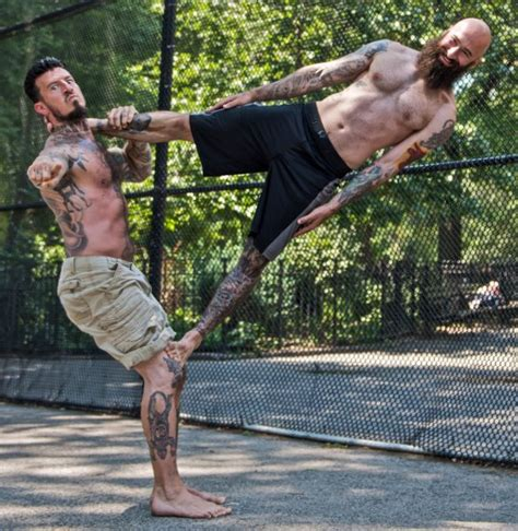 calisthenics skill danny partner exercises kavadlo tenets ten training dragondoor pccblog pcc