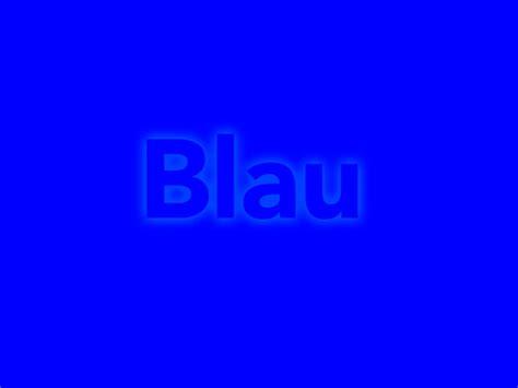 Türkis Blau Farbe by Blau