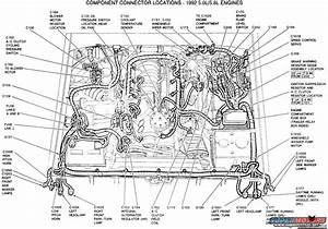 Ford Explorer Engine Parts Diagram  Ford  Wiring Diagram