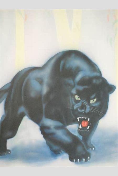 pantera negra josse manuel hernandez martinez - Artelista.com - en