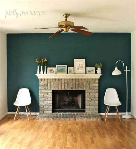 Update Rooms Easy Color Accents by Diy Accent Wall Tutorial For Beginners Pretty Providence