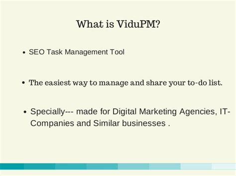 What Is Seo Management by Seo Task Management Tool
