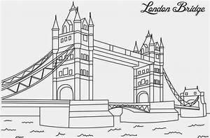 London Bridge Dessin : dibujos de puentes para colorear colorear im genes ~ Dode.kayakingforconservation.com Idées de Décoration