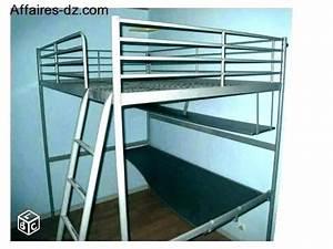 Ikea Lit Deux Places : lit ikea deux places ~ Teatrodelosmanantiales.com Idées de Décoration