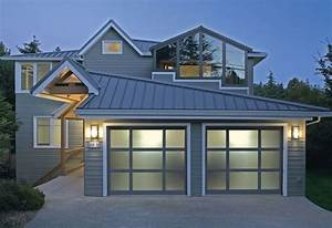 1000 images about contemporary houses on pinterest for Carriage style garage doors for sale
