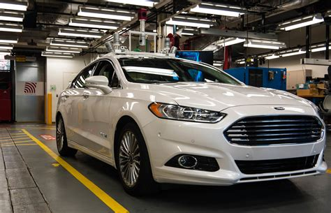 Ford Vehicles Car by Apart From The Sensor Bar On The Roof This Ford Fusion