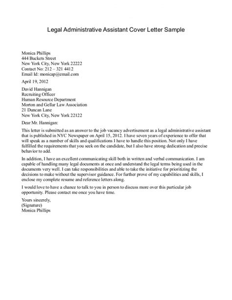 Sle Cover Letter For Project Officer by Free Sle Cover Letters For Resume 28 Images 9 Writing