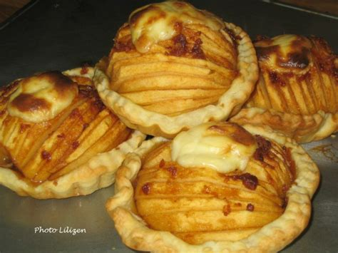 tartelette pomme mascarpone lilizen cuisine